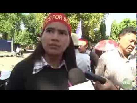 Boengkak Residents Push the Court to Release Yorm Bopha