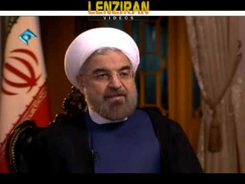 Hassan Rohani full interview with American TV NBC in Persian language
