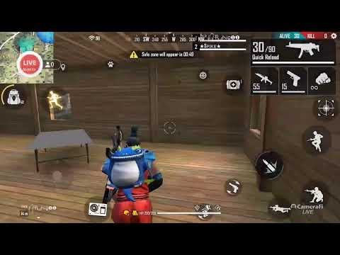 DUO GAMEPLAY WITH TKR ASIQ IN SPIKE OFFICIAL LIVE STREAM