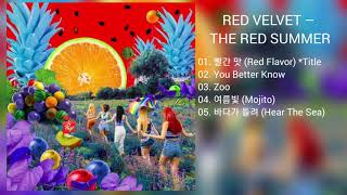[DOWNLOAD LINK] RED VELVET - THE RED SUMMER (MP3)