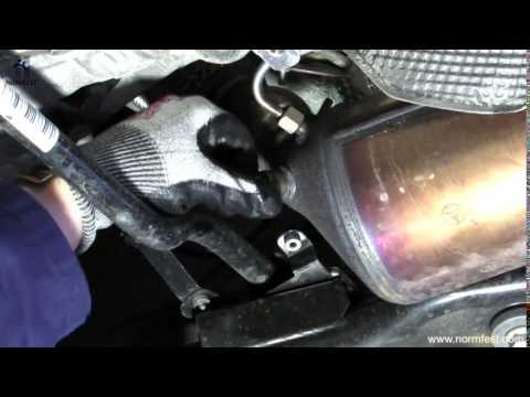 DPF pressure sensor: Where is it? - Mercedes-Benz Forum