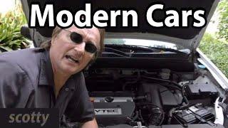 Fixing Complex Modern Cars