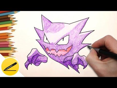 Как рисовать покемонов wikiHow