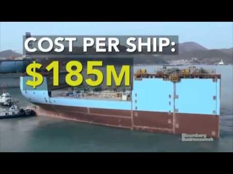 Tàu chở hàng lớn nhất thế giới-bariavungtau.com