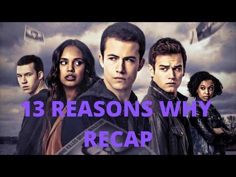 13 REASONS WHY SEASON 3 RECAP