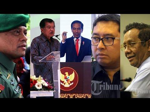 Pidato Indonesia Bubar 2030, 7 Tokoh Berkomentar, Ada yang Beri Contoh Seperti Bubarnya Uni Soviet