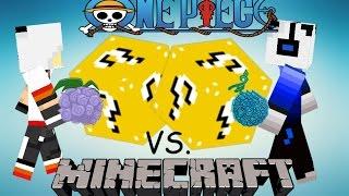 מיינקראפט- Lucky Block Challenge- פירות שטן?!