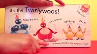 Twirly Woos Twirlywoos Book Compilation Fun Baby Fun Fun