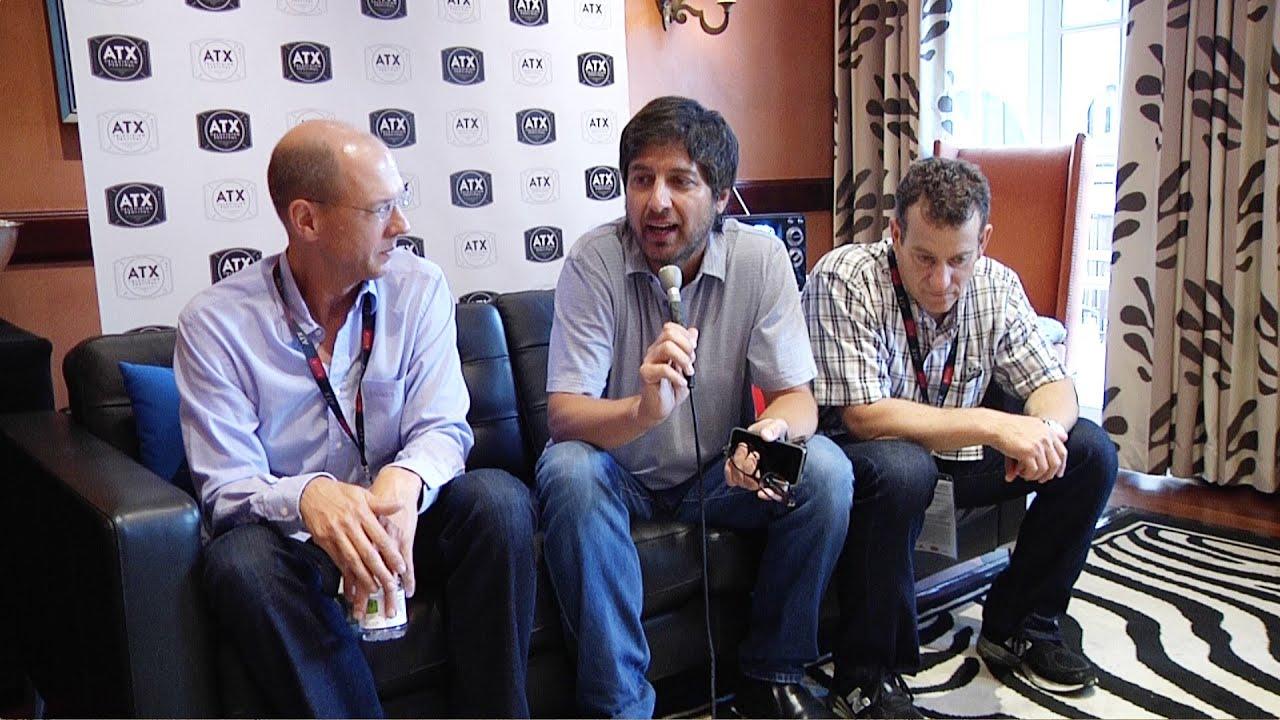 Men Of A Certain Age Interview - ATX TV Festival 2014 ...