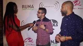 Interview with Straight From The Lab Prod. At the Rebel Minded Fest. 2014