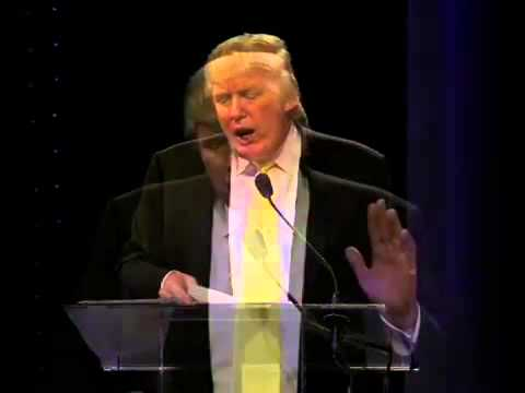 Mr. DONALD TRUMP- SUPPORTS NETWORK MARKETING - YouTube