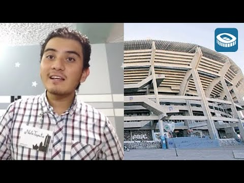 Estadio Jalisco - Neto Tapatío