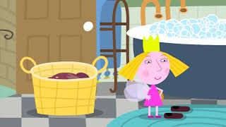 Маленькое королевство Бена и Холли  (17 серия, 1 сезон)   Новая одежда короля Чертополоха