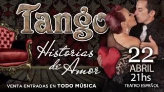 Tango Historias de Amor Publicidad