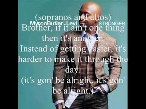 Stronger by Myron Butler and Levi mp3