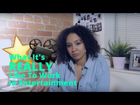 5 MISCONCEPTIONS OF WORKING IN MEDIA (RADIO/TV/ENTERTAINMENT)