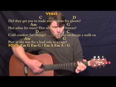 Wish You Were Here (Pink Floyd) Strum Guitar Cover Lesson with Chords/Lyrics