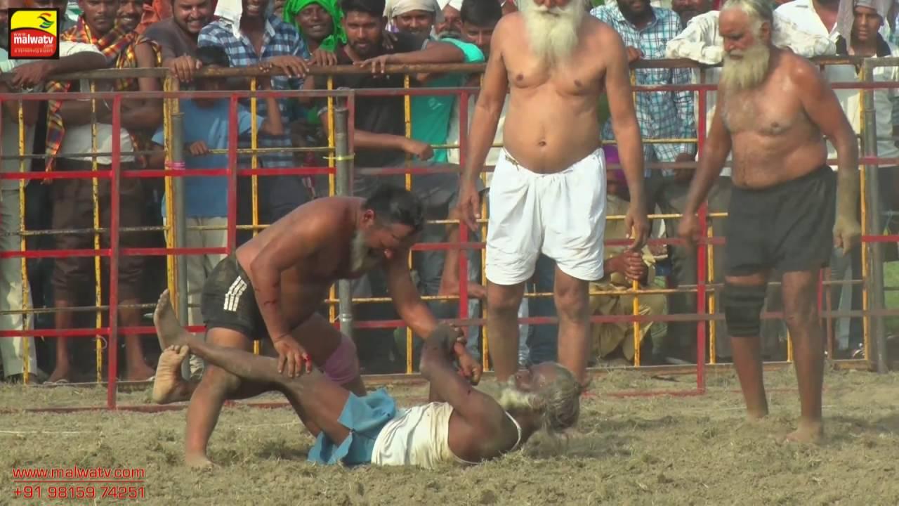 NANGLI (Amritsar) | KABADDI  - 2016 || ਬਜ਼ੁਰਗਾਂ ਦੀ ਕਬੱਡੀ || Full HD | Part 1st