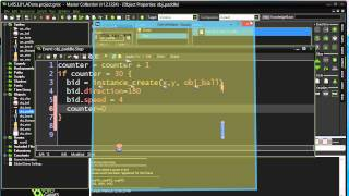 GPC 05-01-A (GameMaker Alarms, Counters, Conditions)