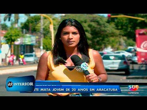 Araçatuba:Um jovem morre e outro fica ferido em acidente pela manhã