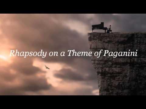 Rachmaninov plays Rachmaninov - Rhapsody on a Theme of Paganini