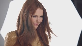 Georgeous Darby Stanchfield / Murad's photoshoot 2016