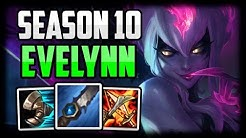 How to Play Evelynn in Season 10 for Beginners | Evelynn Jungle GUIDE - League of Legends