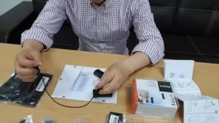 소니 블루투스 마이크, sony ecm-aw4 구성품을…