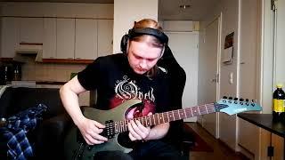 Opeth - Moonlapse Vertigo (Guitar Cover)