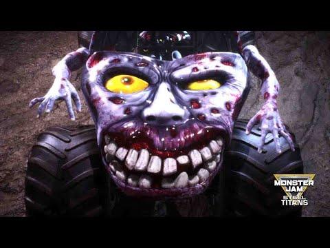 Taking Over Arena Series Lead | Monster Jam Steel Titans E3 |