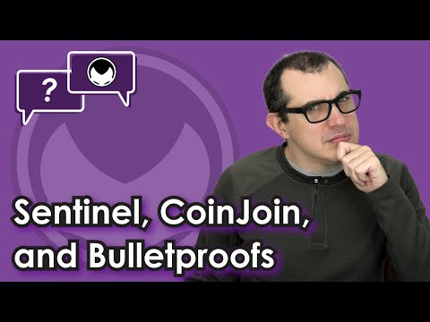Bitcoin Q&A: Sentinel, CoinJoin, and Bulletproofs
