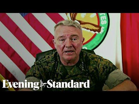 Pentagon admits deadly Kabul drone strike was an error