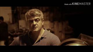 Nerkonda Paarvai fan made trailer Ajith Kumar Vidya balan and direction by h vionth