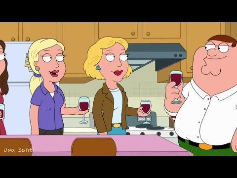 Family Guy - Peter New Girl Friends