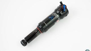 Rock Shox Deluxe RT Trunnion Mount Shock Dämpfer 185x55mm
