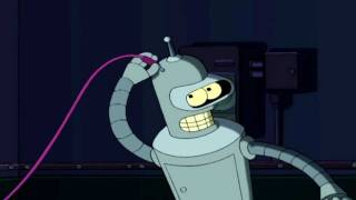 Futurama: Bender Jacking On