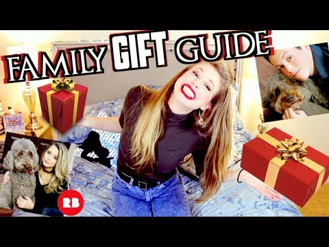 GIFT GUIDE FOR YOUR NON BOOK-LOVING FAMILY