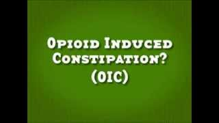 Opioid Induced Constipation - Dallas