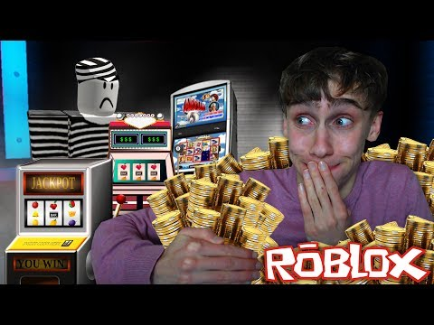 DE CASINO BETREDEN EN ALLES MEENEMEN! (Roblox Mad City)