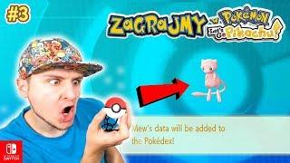 MITYCZNY MEW W POKEBALLU! #3 Zagrajmy w Pokémon Let's Go Pikachu - Hikomikos