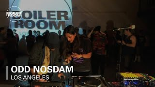 Odd Nosdam Boiler Room Los Angeles DJ Set