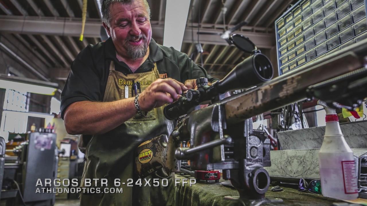 Bobby Hart Reviews Athlons Argos Btr Midas Btr Rifle Scopes Youtube