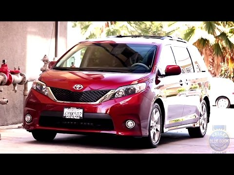 2014 Toyota Sienna - Review and Road Test