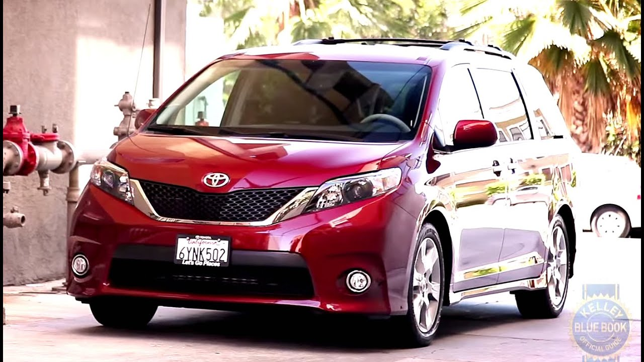 2014 toyota sienna review and road test youtube. Black Bedroom Furniture Sets. Home Design Ideas