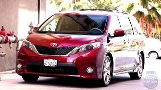 2014 Toyota Sienna - Review & Road Test