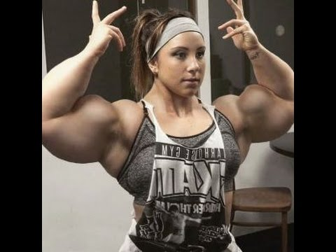 IFBB Pro Female bodybuilders Ripped Muscles