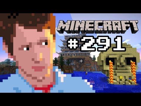 Minecraft - Episode 291 - Welcome Center Hotel