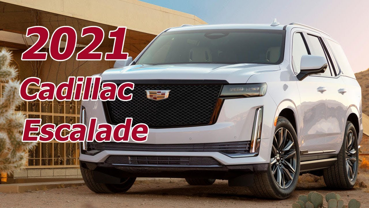 wow watch this 2021 cadillac escalade  youtube