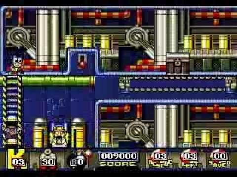 S.S Lucifer - Man Overboard! (Mega Drive)