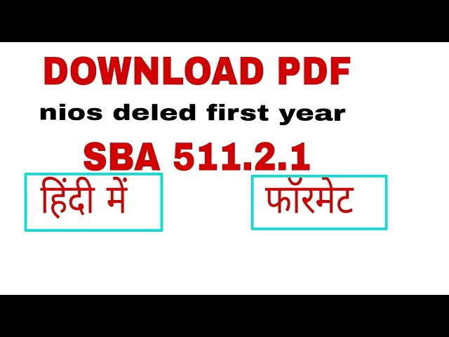 511.2.1????? ??? pdf download Format Maintenance of school/Class records and REGISTERS